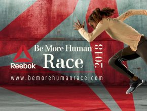 Reebok Be More Human Race 2018 Levels Up to Final Stage