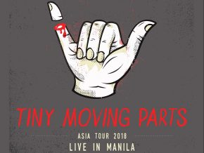 Tiny Moving Parts: Asia Tour 2018 Live in Manila