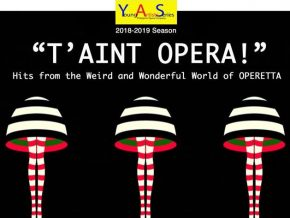 T'AINT OPERA: Hits from the World of Operetta