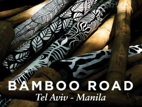 Bamboo Road Exhibits Elegant Giants at Ayala Museum