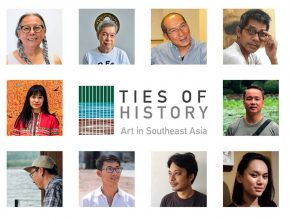 Ties of History: Art in Southeast Asia