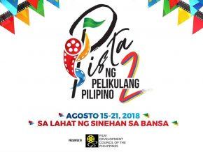 'Pista ng Pelikulang Pilipino' to Present 8 Films This Year