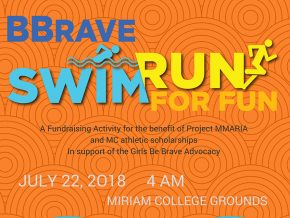 BBrave Swim and Run for Fun on July 22
