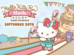 Hello Kitty Run Manila 2018