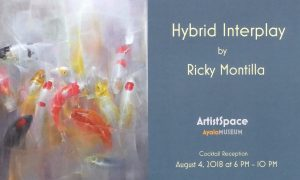 Hybrid Interplay: Realistic Impressionism by Ricky Montilla @ ArtistSpace, Ayala Museum Annex, Makati City | Makati | Metro Manila | Philippines