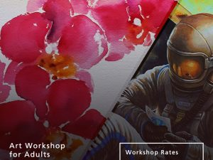 Ayala Museum's Art Workshop for Adults @ Ayala Museum | Makati | Metro Manila | Philippines