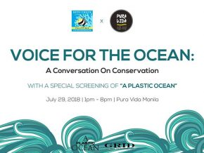 Voice for the Ocean: A Conversation on Conservation