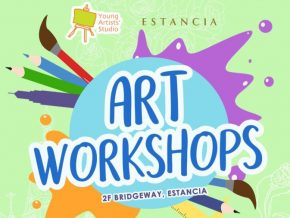 Young Artists' Studio: Weekend Art Workshops in Estancia Mall