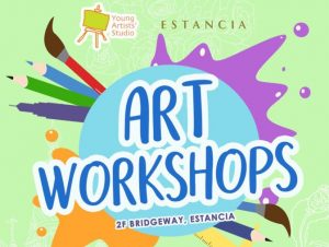 Young Artists' Studio Art Workshops at Estancia Mall @ Estancia Mall | Pasig | Metro Manila | Philippines