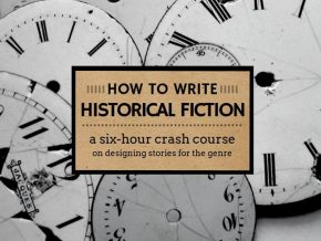 How to Write Historical Fiction: A Six-Hour Workshop in Taguig
