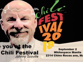 2018 Chili Festival Chases the Heat with Johnny Scoville