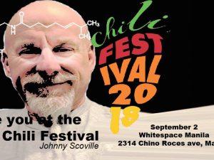 2018 Chili Festival @ Whitespace Manila | Makati | Metro Manila | Philippines