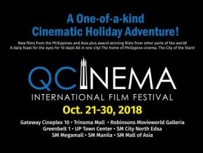 Qcinema International Film Festival 2018