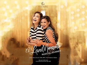 A Lani Morissette - Musical Journey @ The Theatre at Solaire | Parañaque | Metro Manila | Philippines