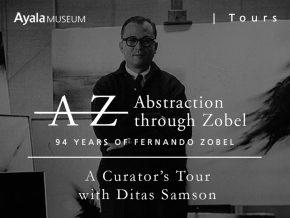 'Abstraction through Zobel' Explores Ambiguity at Ayala Museum