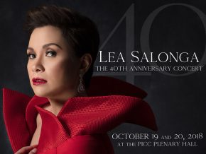 Lea Salonga Celebrates 40th Anniversary in the Industry with 2-Night Concert