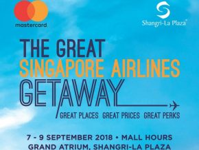 Shangri-La Plaza Events Round-Up This September
