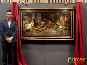 Salcedo Auctions' The Well-Appointed Life Will Include the Boceto for Spoliarium