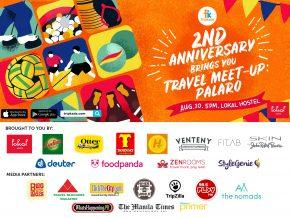 Tripkada Travel Meet-up: Palaro at Lokal Hostel