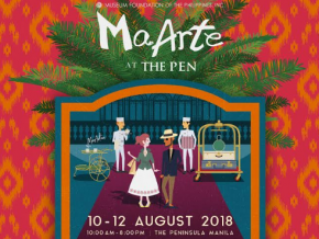 MaArte Presents #PinoyManCave at The Peninsula Manila 2018