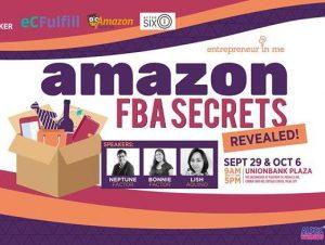 Manila Workshops: Amazon FBA Secrets Revealed! @ Union Bank Plaza | Pasig | Metro Manila | Philippines