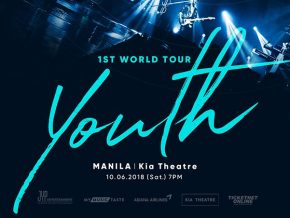 DAY6 First World Tour: Youth in Manila 2018