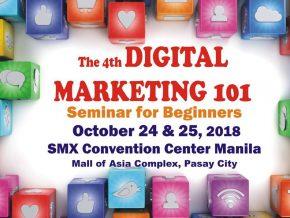 The 4th Digital Marketing Seminar: Beginner's Shift To Digital Age