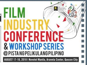 Film Industry Conference and Workshop Series: This Time — Asia! @ Novotel Manila | Quezon City | Metro Manila | Philippines