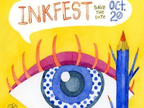 INKfest 2018: A Day of Art, Illustration, and Books