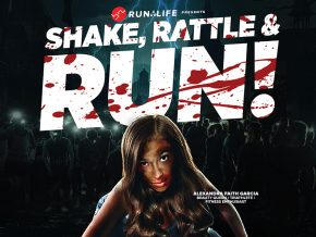 Shake, Rattle, and Run! this Halloween on October 27