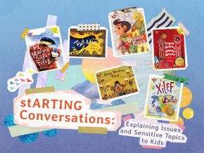 Adarna House's 'stARTing Conversations' Explains Social Issues to Children at Ayala Museum