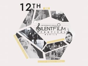 12th International Silent Film Festival @ SM Megamall Cinema 2 | Mandaluyong | Philippines
