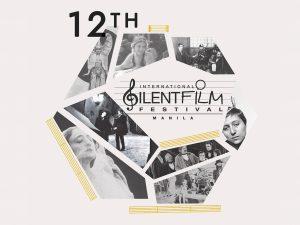 12th International Silent Film Festival @ SM Megamall Cinema 2 | Mandaluyong | Philippines