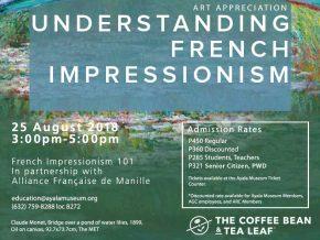 Art Appreciation Talk: Understanding French Impressionism