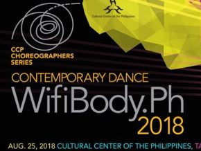 WifiBody.ph 2018: Contemporary Dance Choreographers' Competition