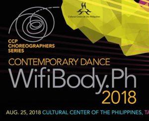 WifiBody.ph 2018 @ Tanghalang Huseng Batute (CCP Studio Theater) | Pasay | Metro Manila | Philippines