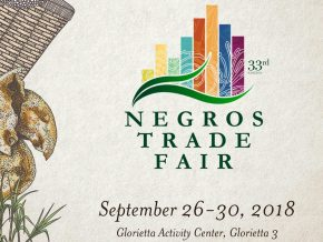 Negros Trade Fair in Glorietta This September 26 to 30