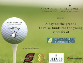New World Hotels and Resorts Cup: Golf Tournament For a Cause