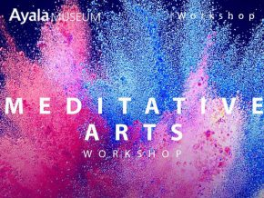 Meditative Arts Workshop at Ayala Museum Fuses Creativity with Healing