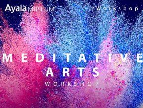 Meditative Arts Workshop at Ayala Museum Fuses Creativity with Healing