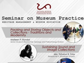 National Museum Hosts Seminar on Museum Practice