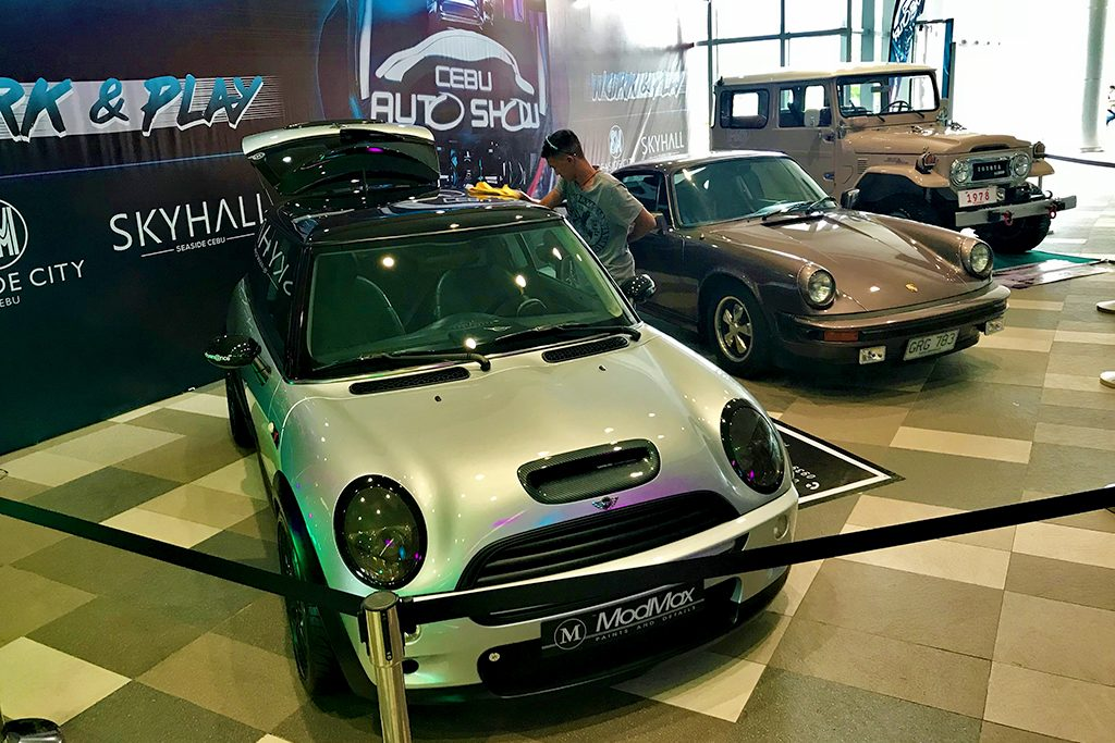 Cebu Auto Show Highlights You Should Not Miss Philippine Primer - Car show paso robles 2018