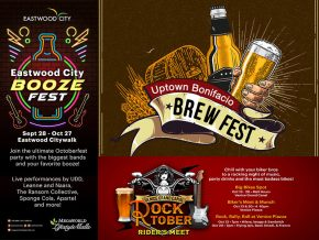 Boozefest, Rocktober, and Brew Fest Events this October 2018