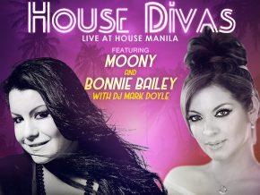 Catch House Divas Live at House Manila This November 17