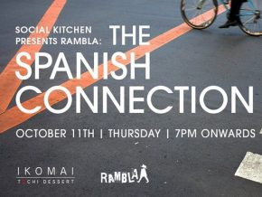 Ikomai's Social Kitchen Session Presents Rambla: The Spanish Connection