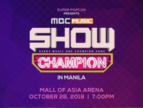 MBC Music Show Champion Is Back in Manila With Another Star-Studded Line Up