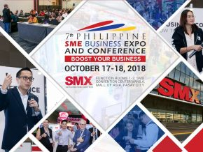 7th Philippine SME Business Expo and Conference This October 17 to 18, 2018