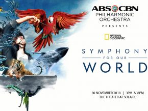 ABS-CBN Philharmonic Orchestra Presents National Geographic: Symphony for Our World