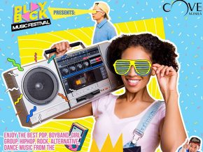 Playback Music Festival's Back in Time: The Ultimate Halloween Throwback Party