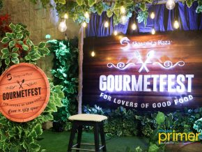Shangri-La Plaza Holds GourmetFest For Lovers of Good Food This Oct. 18-21